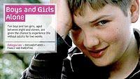 Participação de crianças em programas de TV preocupa o governo inglês