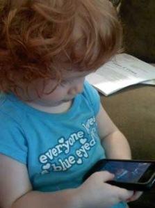 iPad será uma caixinha de brinquedos e aprendizado para as crianças